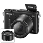 Nikon 1 AW1 Camera with 11-27.5mm and 10mm Lenses