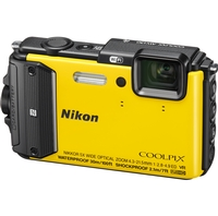 Nikon AW130 16MP Waterproof Compact Camera