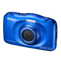Nikon COOLPIX W100 13.2MP Digital Camera