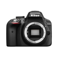 Nikon D3300 24.2MP SLR Camera - Body Only