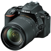 Nikon D5500 Digital SLR Camera - 18-140mm VR Lens Kit