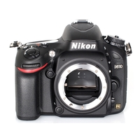 Nikon D610 24.3MP SLR Camera - Body Only