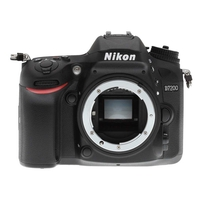 Nikon D7200 24.2MP SLR Camera - Body Only
