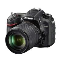 Nikon D7200 24.2MP SLR Camera + Nikon 18-105mm Lens