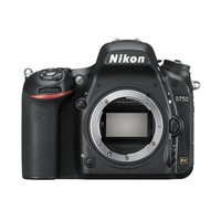 Nikon D750 24.3MP DSLR Camera - Body Only