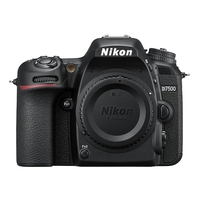 Nikon D7500 20.9MP SLR Camera - Body Only