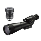 Nikon Prostaff 5 82mm Straight Fieldscope, 20-60x Eyepiece and Stay on Case