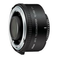 Nikon TC-17E AF-S II 1.7x Teleconverter