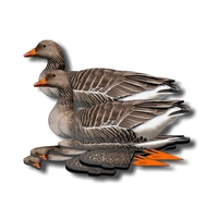 NRA Greylag Goose Fold Up Decoy (FUD 6 Pack)