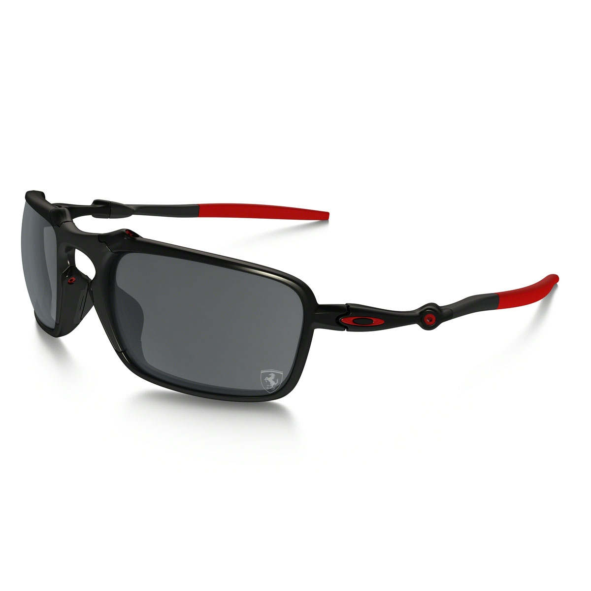 2397f25654 Oakley Scuderia Ferrari Collection Polarized Carbon Blade Sunglasses ...