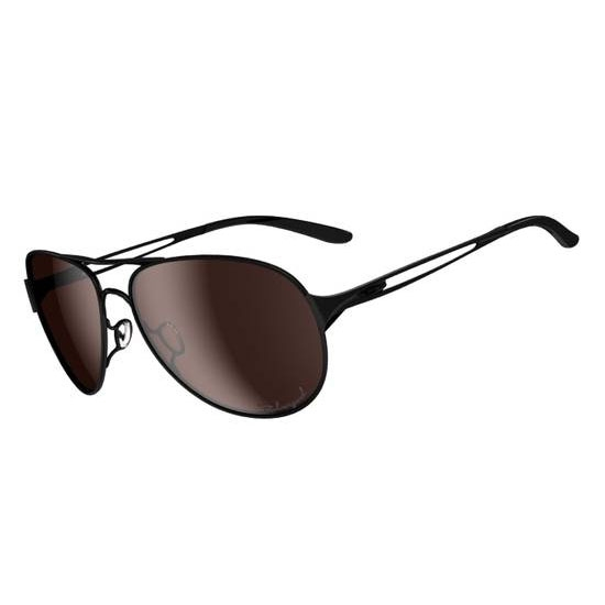 oakley caveat polarized black
