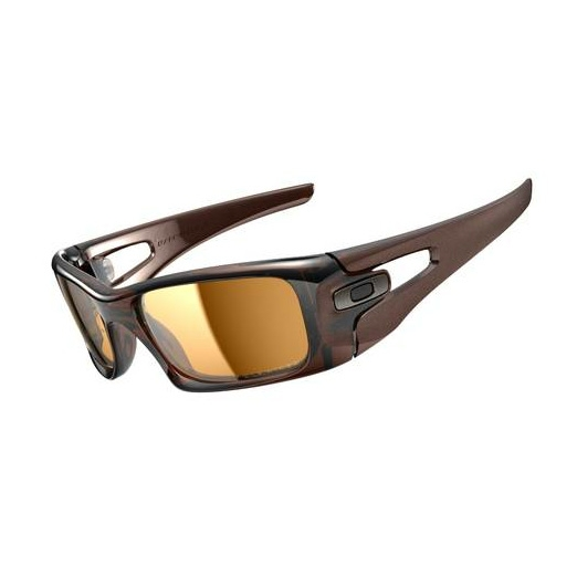 oakley half jacket rootbeer lp15  Image of Oakley Crankcase Men's Polarized Sunglasses