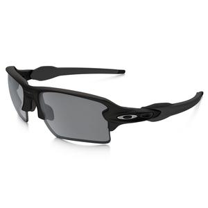 Image of Oakley Flak 2.0XL Men's Sunglasses - Matte Black / Black Iridium