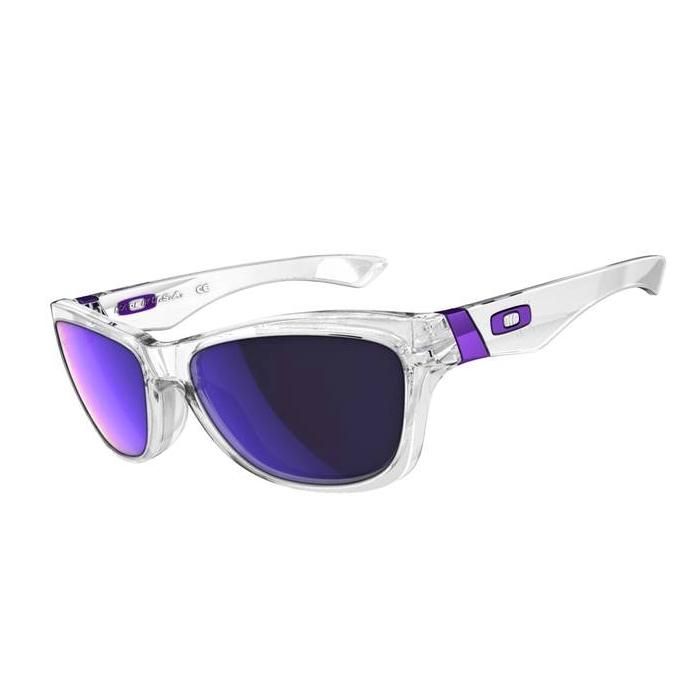 Oakley Clear Frame Glasses : Oakley Jupiter Sunglasses - Polished Clear (Frame ...