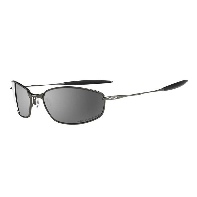 oakley polarised sunglasses  Oakley Polarized Whisker Men\u0027s Sunglasses - Pewter / Polarized ...