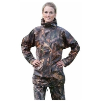 Ocean Rainwear Comfort Stretch Waterproof Camo Set