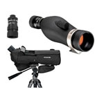 Opticron GS 52 GA ED Straight Spotting Scope Bundle with HDF 12-36 Zoom Eyepiece and Stay on Case