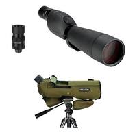Opticron HR 80 GA ED Straight Spotting Scope with SDL V2 24-72x Eyepiece and Free Stay On Case