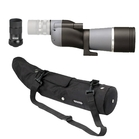Opticron IS 60 WP Straight Spotting Scope Bundle with IS 18-54x Eyepiece and Waterproof Case
