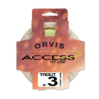 Orvis Access Trout Floating Fly Line