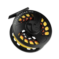 Orvis Clearwater Die Cast IV Large Arbor Reel