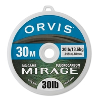Orvis Mirage Big Game Fluorocarbon Tippet - 30m