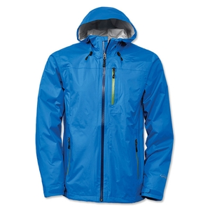 Image of Orvis Riverbend Rain Jacket (Men's) - Cobalt