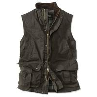 Orvis Sandanona Wax Cloth Vest (Men's)