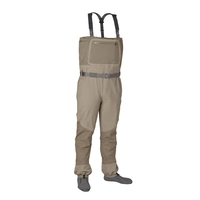 Orvis Silver Sonic Stockingfoot Convertible Top Waders