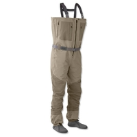 Orvis Silver Sonic Stockingfoot Zippered Waders