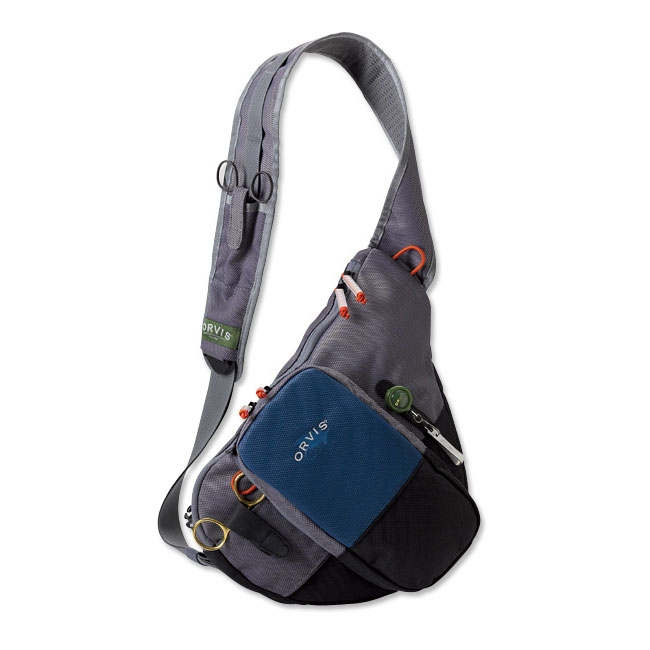 Orvis Safe Passage Sling Pack - Cloudburst | Uttings.co.uk