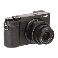 Panasonic Lumix DMC-GX80 4K Camera Kit - With 12-32mm Lens