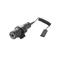 PAO TOPAZ Airgunners Red Laser Sight Set