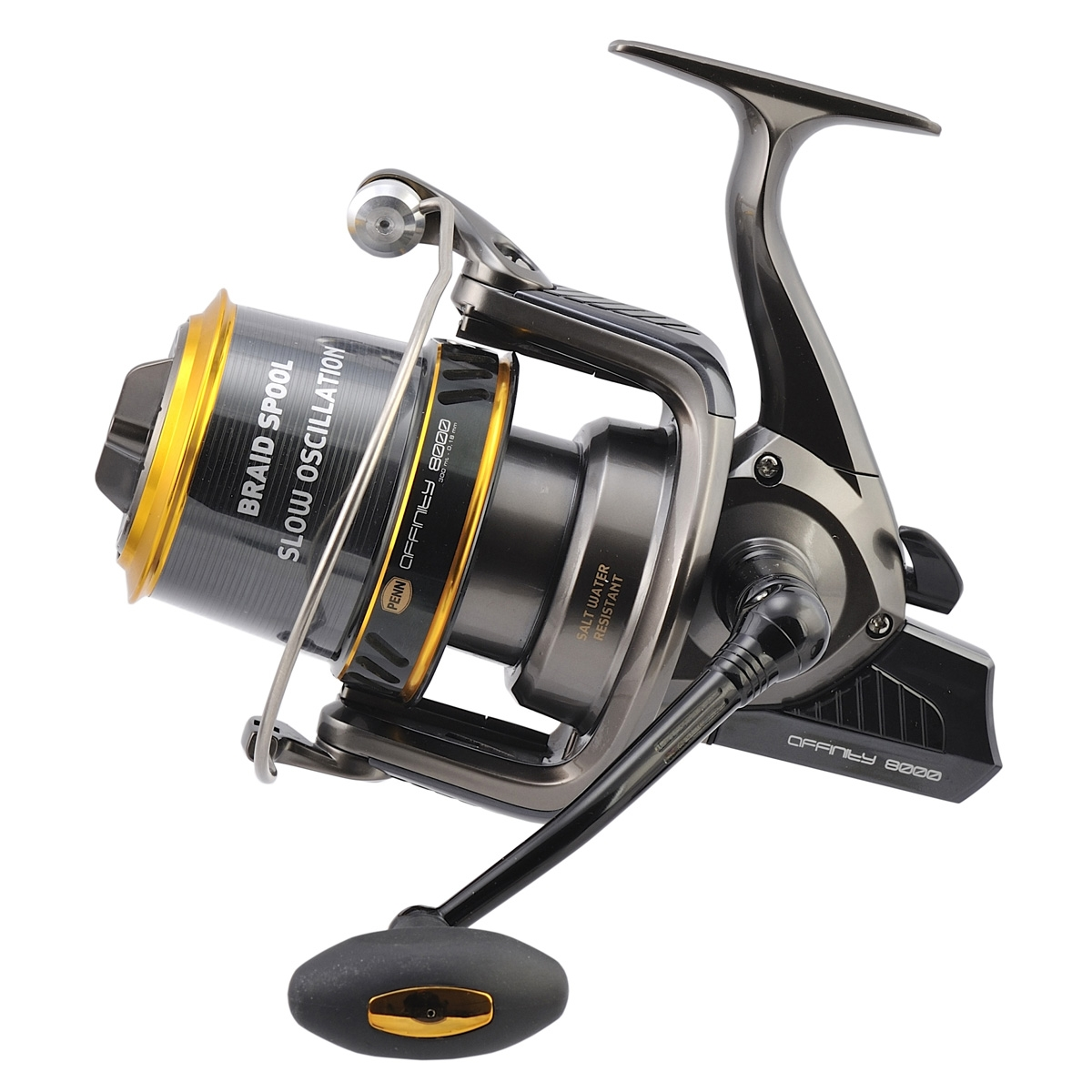 Penn affinity lc 8000 surf casting reel for Surf fishing reels