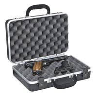 Plano Gunguard DLX Two Pistol Case