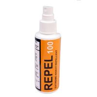Pyramid Repel 100% DEET Insect Repellent (60ml Pump Spray)