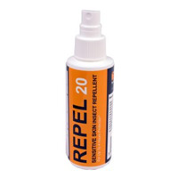 Pyramid Repel 20% DEET Insect Repellent (60ml Pump Spray)