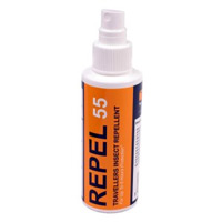Pyramid Repel 55% DEET Insect Repellent (60ml Pump Spray)