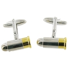 Range Right Cufflinks - Bullets