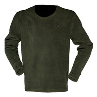 Ridgeline Essential Long Sleeve Fleece Tee