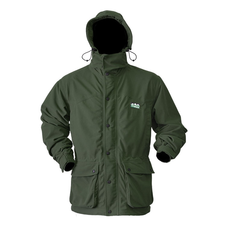 Image of Ridgeline Torrent Euro II Jacket - Olive