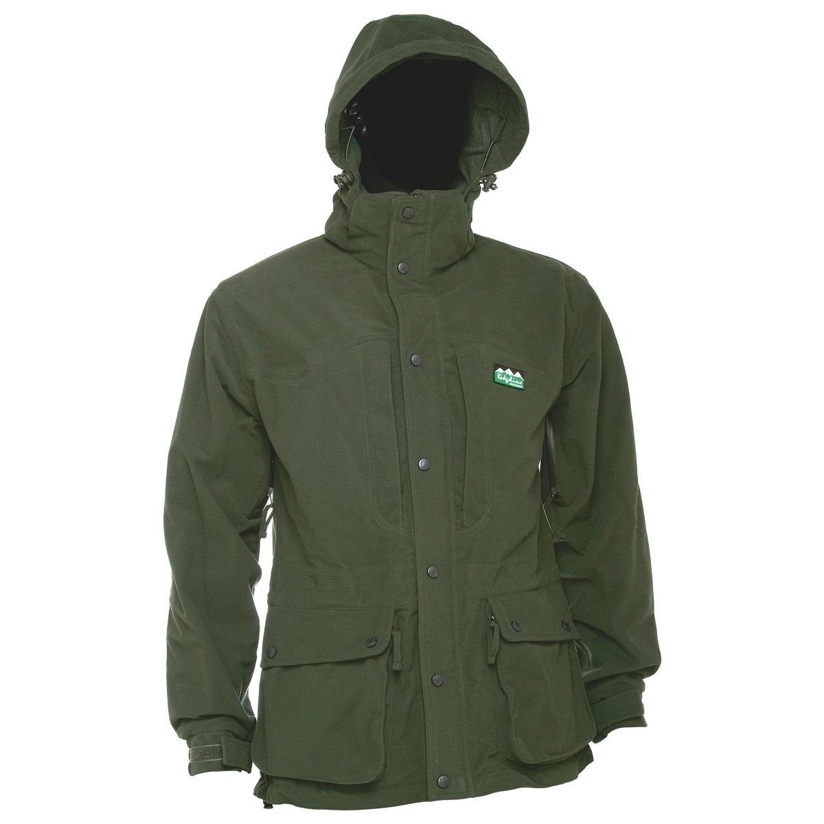 Image of Ridgeline Torrent Euro Jacket - Olive