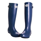 Image of Rockfish Original Tall Matt Wellington Boots (Women's) - Our Navy