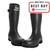 Image of Rockfish Walkabout Wellington Boots - Black