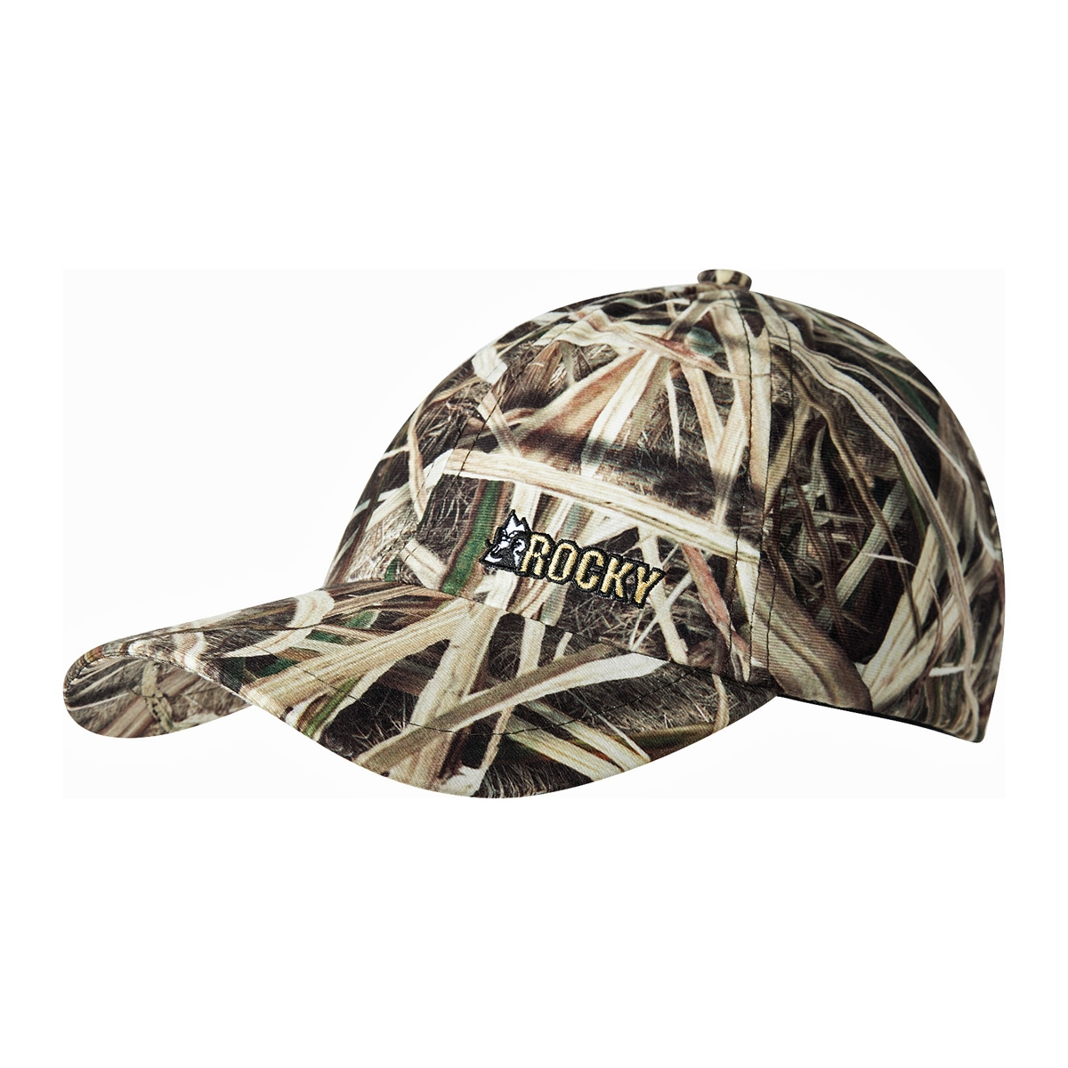 Rocky waterfowler long bill cap mosgb for Long bill fishing hat