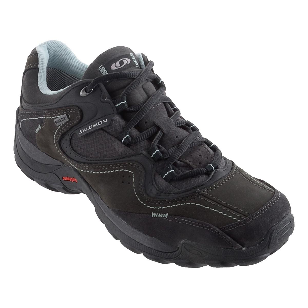 salomon elios 2 gtx walking shoes s asphalt