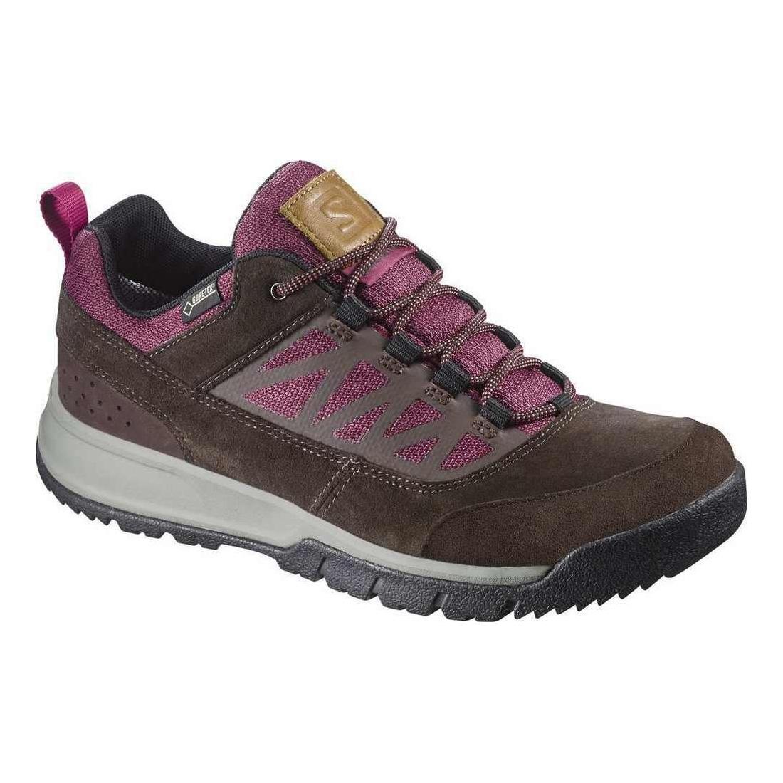 salomon instinct travel gtx walking shoes s