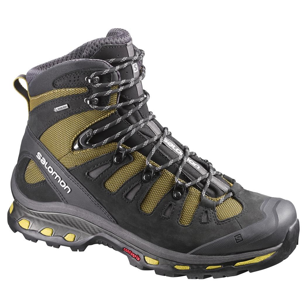 salomon quest 4d 2 gtx walking boots s black