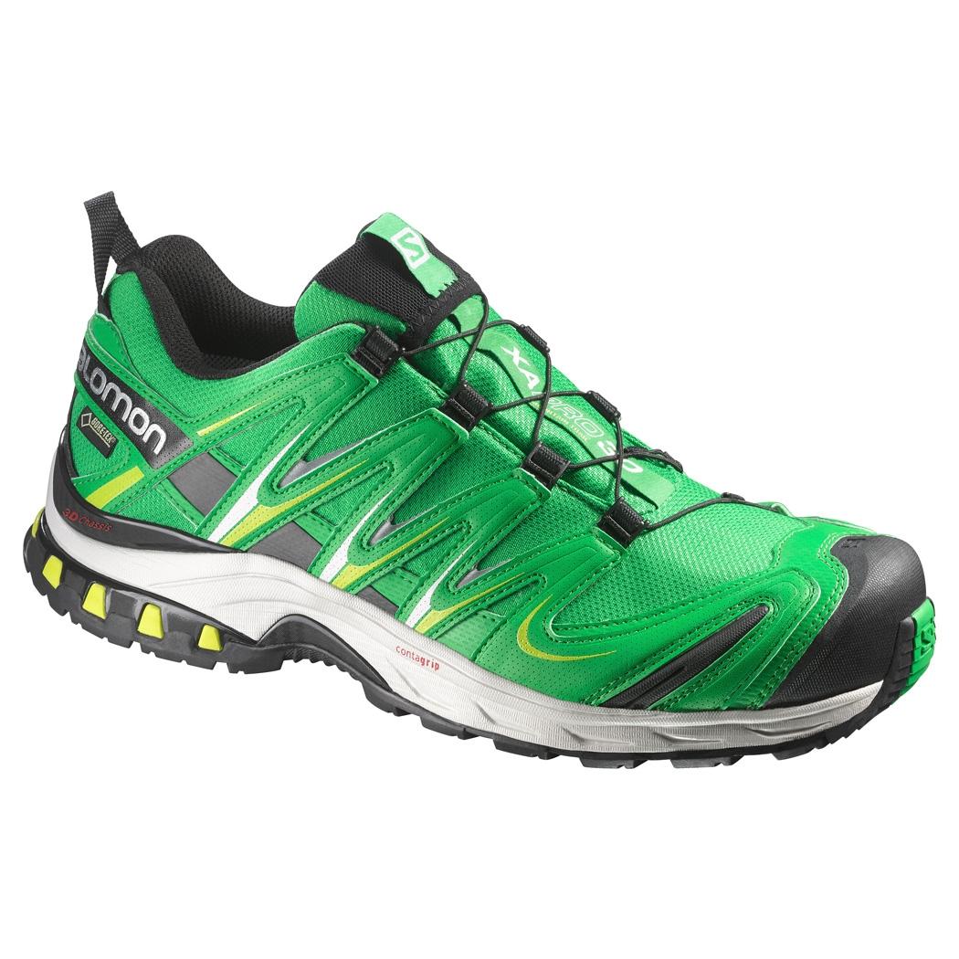 salomon xa pro 3d gtx walking shoes men 39 s fern green. Black Bedroom Furniture Sets. Home Design Ideas