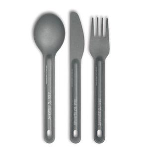 Image of Sea To Summit Alpha Light Knife, Fork and Spoon Cutlery Set